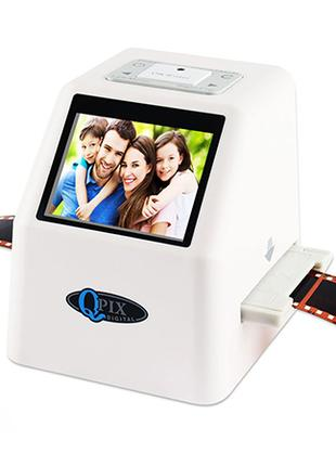 Сканер фотопленки Qpix (110мм, 135мм пленки, слайдов, негативов)