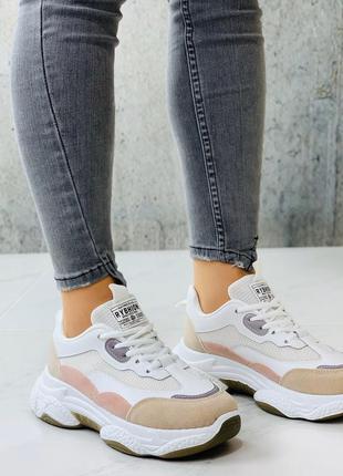 Новиночка стильные кроссовки