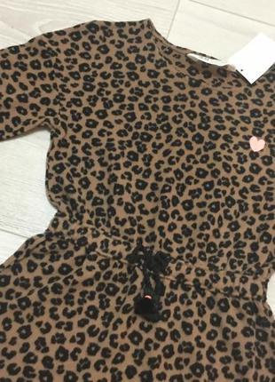 Одежда для девочки h&m 110-116