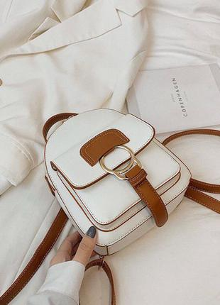 Рюкзак, женский рюкзак, сумка, маленькая сумка, сумка через плече
