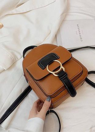 Рюкзак, женский рюкзак, сумка, сумка через плечо, маленькая сумка