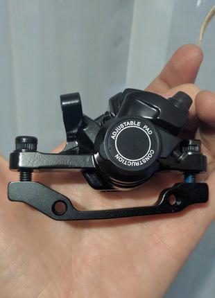 Каліпер гальма + адаптер дискова механіка Shimano BR-R517