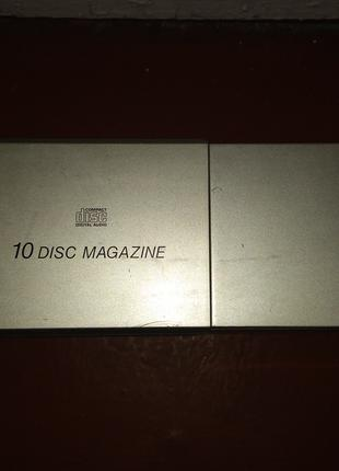 CD чейнджер Sony CDX-45