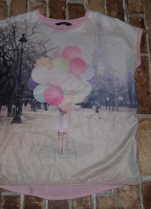 футболка нарядная девочке 10 - 11 лет George