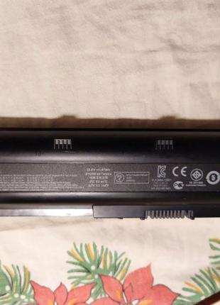 Батарея аккумулятор HP оригинал 100% для ноутбука