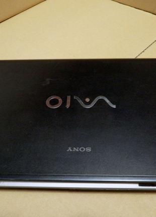 Ноутбук Sony Vaio VGN-S5XRP (PCG-6H2P) - Intel P760 2.0GHz / G...