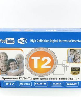 Дропшиппинг.Цифровой ресивер DVB-T2 megogo, Тюнер Т2-DVB прист...