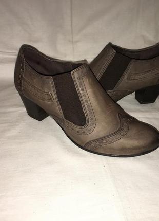 Туфли *bonita* кожа германия р.40 (26.00)