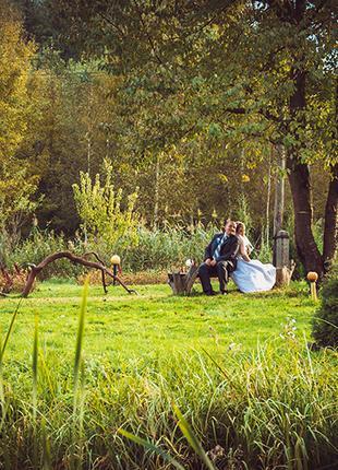 Фото-відеозйомка весілля
