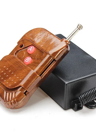 2-канальное беспроводное реле 12В, пульт 433, Arduino