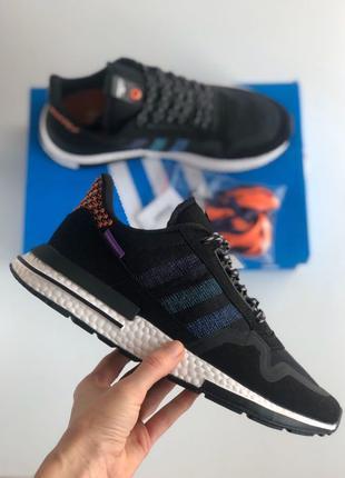 Adidas Consortium ZX 500 RM Black&Color
