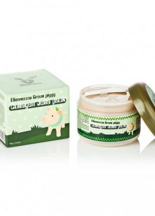 Коллагеновая маска для лица Elizavecca Green Piggy Collagen Jella
