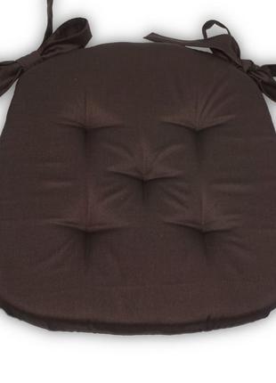 Подушка на стул трапеция Топ Цена