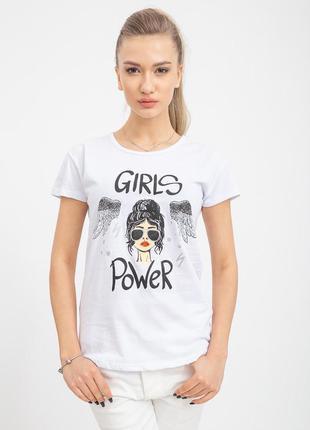 Футболка женская, базовая футболка, базова жіноча футболка, фу...
