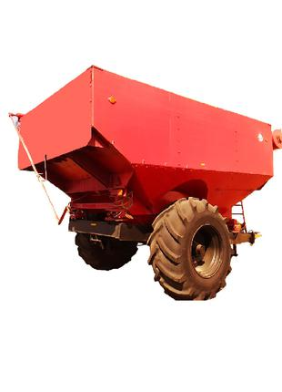 Бункер перегружатель зерна из выгрузным шнеком БПЗ 30