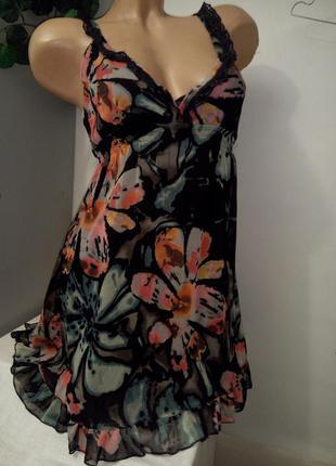 Топ блузка vagabond couture шелк