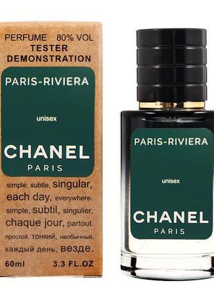 CHANEL Paris-Riviera 60 мл Teстер VIP унисекс