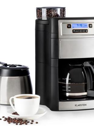Кофемашина Klarstein Aromatica II Duo