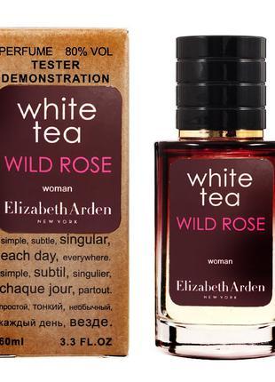 Тестер женский ELIZABETH ARDEN White Tea Wild Rose 60 мл