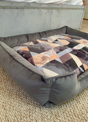 лежак для великої собаки 80:55
