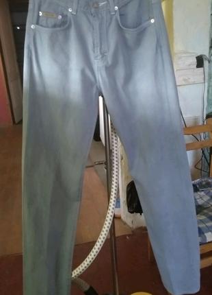 Продам мужские летние джинсы Calvin Klein р-р 29/32
