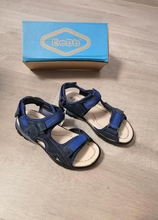 Кожаные сандали, босоножки для мальчика eebb