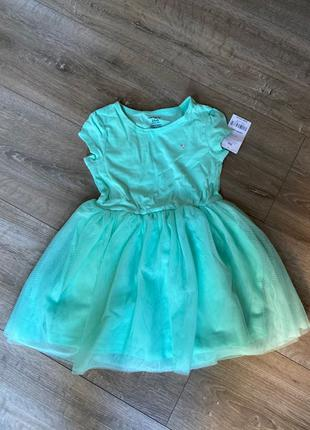 Платье с фатином туту Carter's