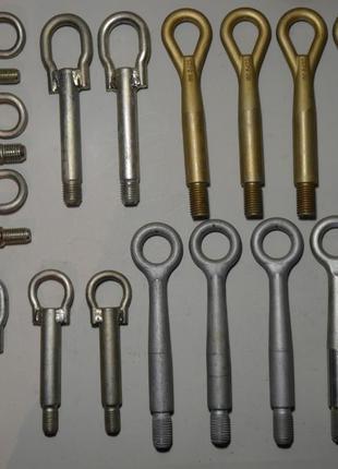 Буксировочный крюк Mazda 2, 3, 5, 6, CX-3, CX-5, CX-7, CX-9