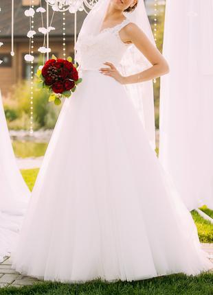 Свадебное платье ЛЮКС качества