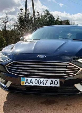Ford Fusion 2017 se