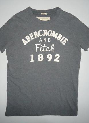 Футболка abercrombie and fitch 1892 оригинал (m)