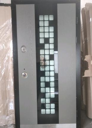 Вхідні двері Manhattan