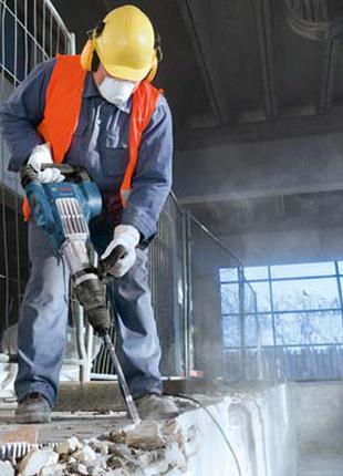 Демонтаж. Алмазное сверление и резка бетона