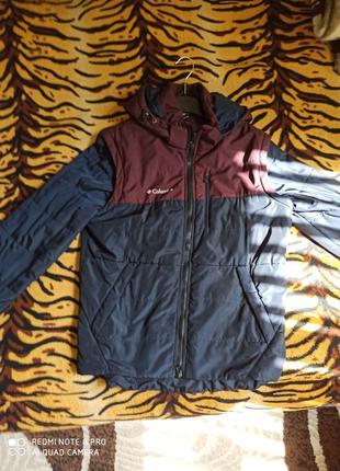 Куртка ( Осень - Весна ) на мальчика 10-12 лет.