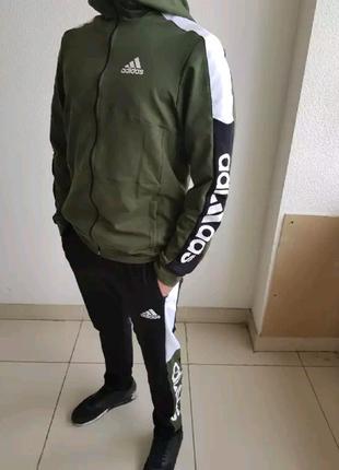 Мужской спортивный костюм adidas. Спортивные костюмы адидас