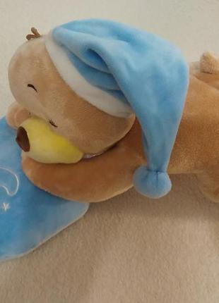 Мягкая игрушка мишка спящий