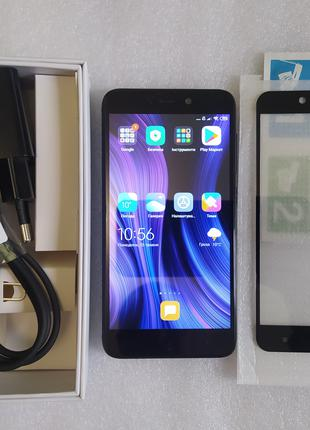 Смартфон Xiaomi Redmi 4 X 2/16GB Black