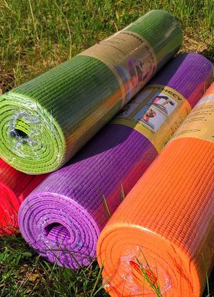 Коврики для фитнеса, йоги
