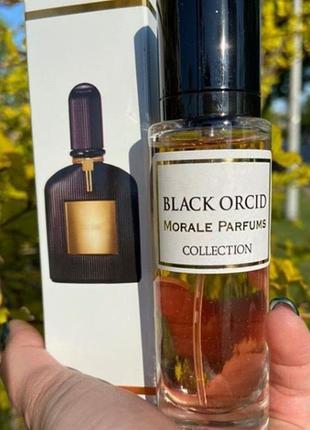 Парфюмированная вода унисекс версия tom ford black orchid