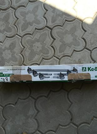 Комплект тяг рулевой трапеции ваз 2101-2107