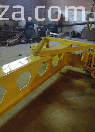 Изготовление, монтаж, демонтаж, ремонт кранов(мостовые, козловые)