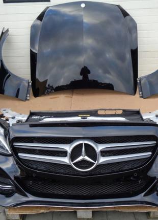 Разборка Mercedes-Benz C-Class W205 б/у запчасти