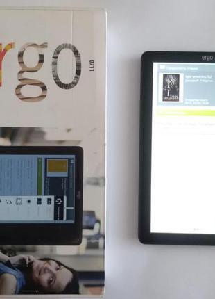 Электронная книга ErgoBook 0711+Батарея Xiaomi Mi Power Bank