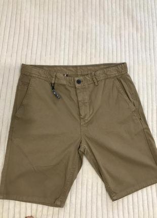 Zara новые шорты от зара, мужские