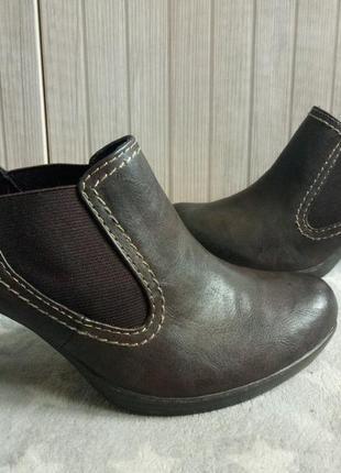Стильные туфли marco tozzi