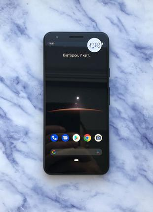 Google Pixel 3a Just Black 64 Gb