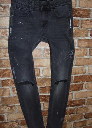 модные джинсы мальчику 13 - 14 лет