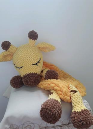 Пижамница жираф
