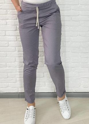 Женские брюки на лето