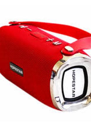 Портативная беспроводная Bluetooth колонка Hopestar H24